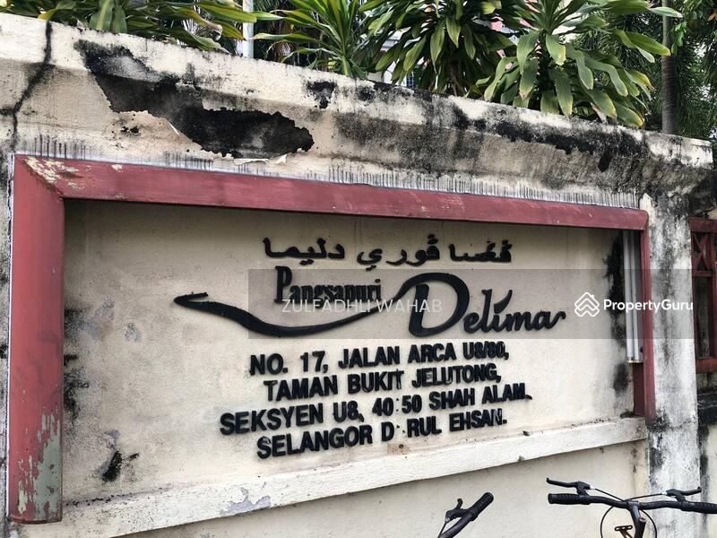 Delima Apartment, Bukit Jelutong, Shah Alam #163527125