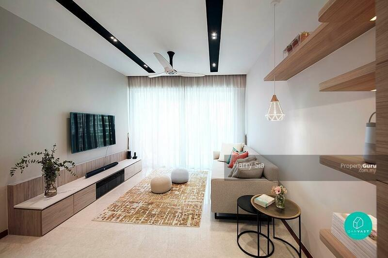 [Monthly Installment RM 1800] Luxury Huge Size 4R3B Condo, Kuchai Lama #163528475