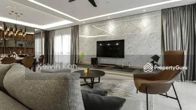 Dijual - Pure Residence [ Below Market Price 30%] Cash Back Up To 80k Free All Legal Fee HOC 2021 Mont Kiara