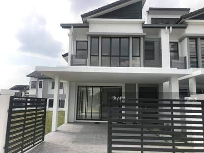 For Sale - [0% Booking Free] Last Promotion Freehold 2 Storey Superlink 20x60