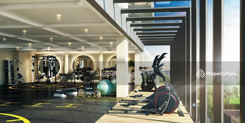 Sky Condominium above mall locate in the heart of Setia Alam (international zone) #163583575