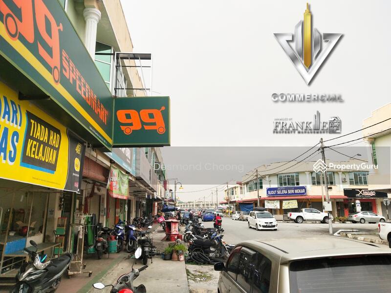 TENANTED 2 STOREY SHOP at walking distance TF Manjung #163585669