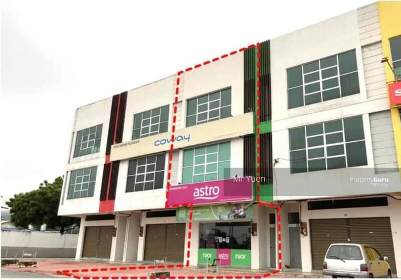 2 & 3 Storey Shop for sale at Jelapang #163591735