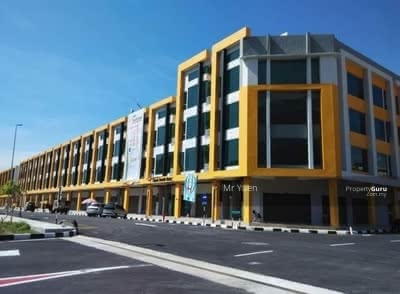 For Sale - 2 - 4 Storey Shop at Ipoh South Gate