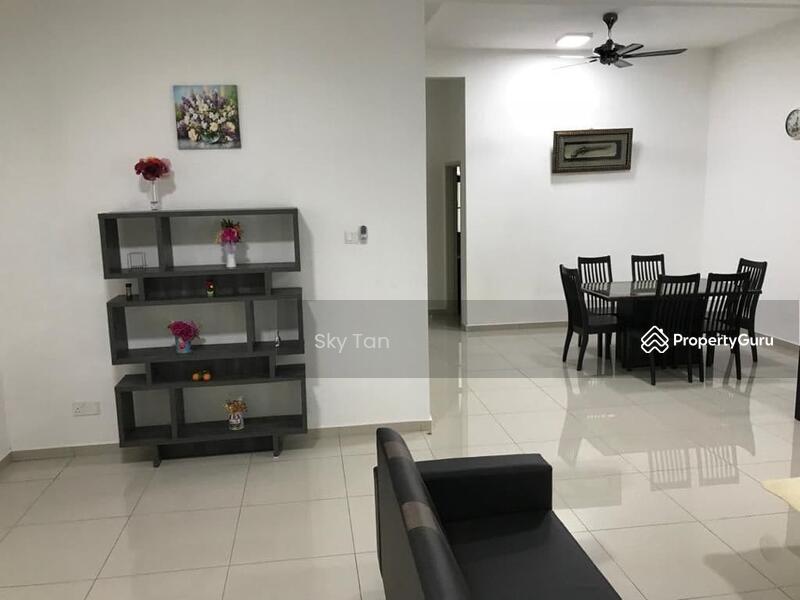Taman Kempas Utama 2.5 Storey Terrace Fully Furnished Gated New House #163594831