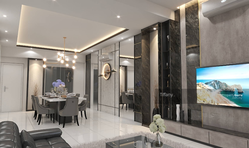 Family Stay Concept [Monthly RM1200] Luxury Semi D Concept {No downpayment} #163614995