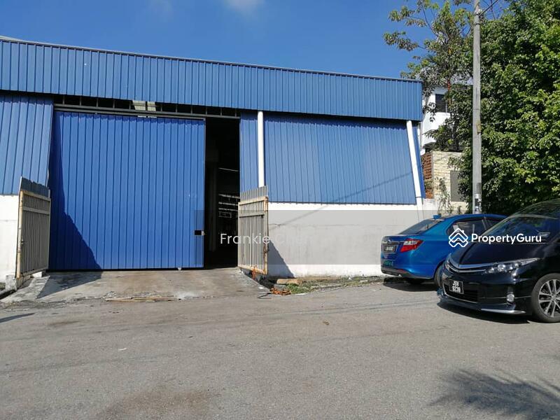 1.5 Storey Semi D Factory Desa Cemerlang Jalan Mashyur #163661463