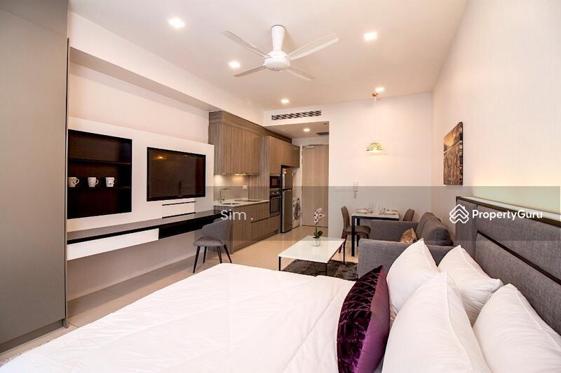 Nadi Bangsar Service Residence #163684975
