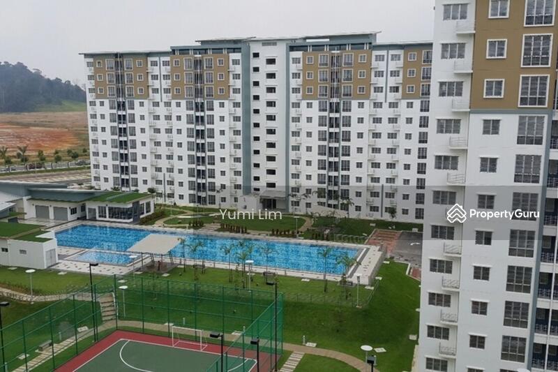 Seri Baiduri Apartments @ Setia Alam #163706789