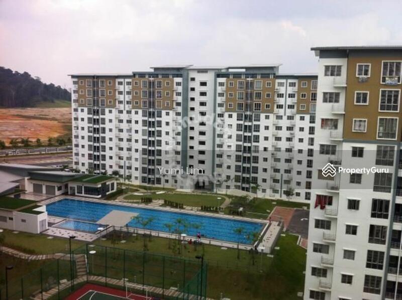Seri Baiduri Apartments @ Setia Alam #163706795