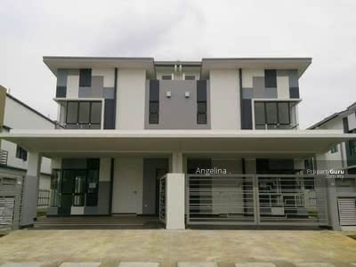 For Sale - [Affordable New FreeHold] Monthly Installment 1, 500 Get 22x70 Double Storey!