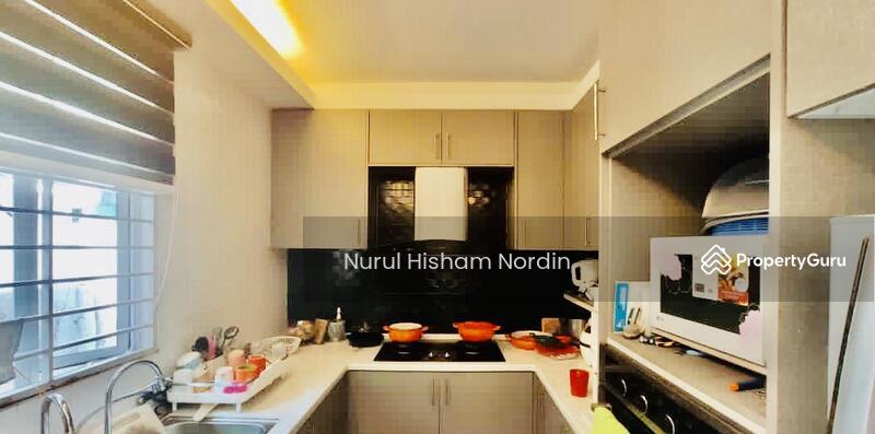 FULLY RENOVATED Double Storey House Taman Setapak Indah Danau Kota Kuala Lumpur #163762255
