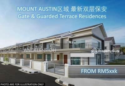 For Sale - JP Perdana, Mount Austin Johor Bahru