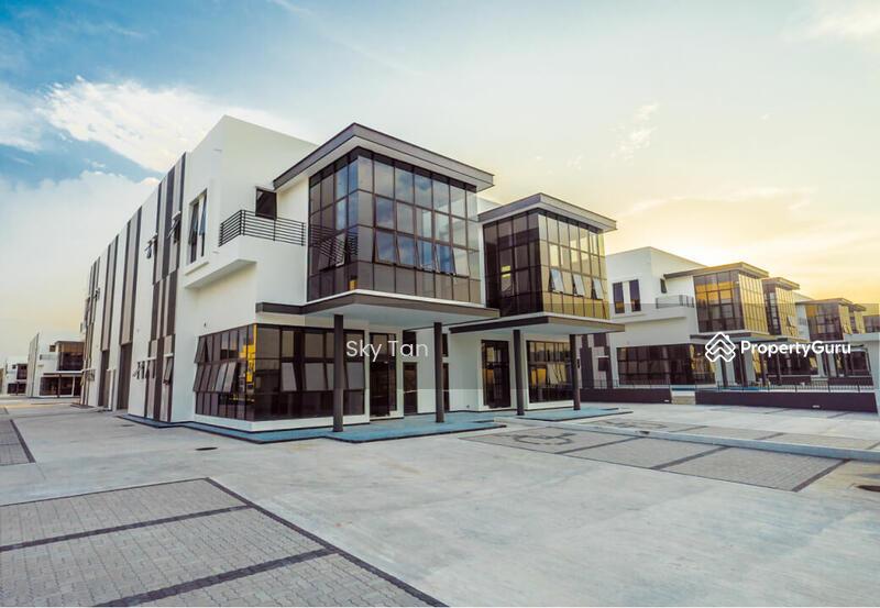 Setia Eco Business Park 1 Seri Austin 1.5 Storey Cluster Retail Warehouse #163778599