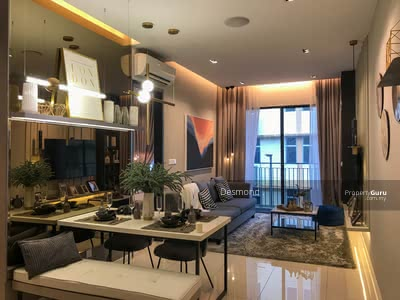 For Sale - New Condo Direct Connectivity to MRT & LRT Stations and Shopping Mall near Pudu / Maluri / Cheras