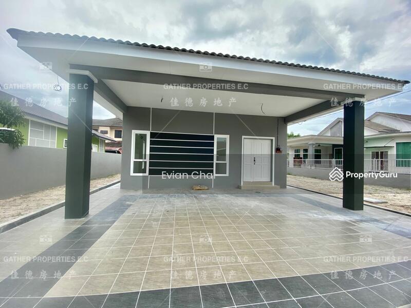 New Single Storey Bungalow Klebang Ipoh Perak #163990215