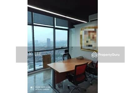 For Rent - Wisma YNH Kiara 163 Duplex SOVO Office Fully Furnished, K163 Jalan Kiara, Mont Kiara, KL