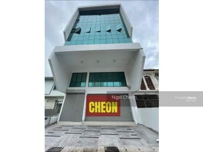 For Sale - 5 Storey Commercial Building Lorong Macalister Georgetown