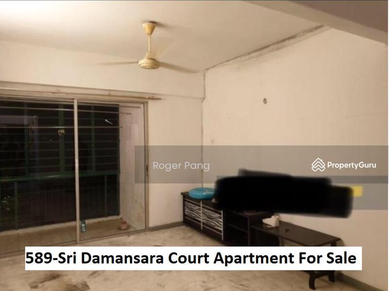 Sri Damansara Court Apartment For Sale #163962825
