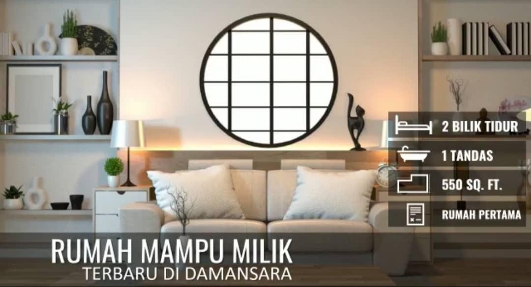 For Sale - DAMANSARA PERDANA RM270K