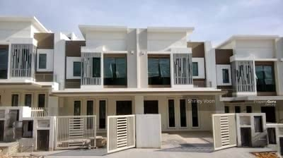 For Sale - [LAST 5units] Greenhill Residence 22x75 Double Storey Teres (Full Loan) Nr Puchong, Sepang