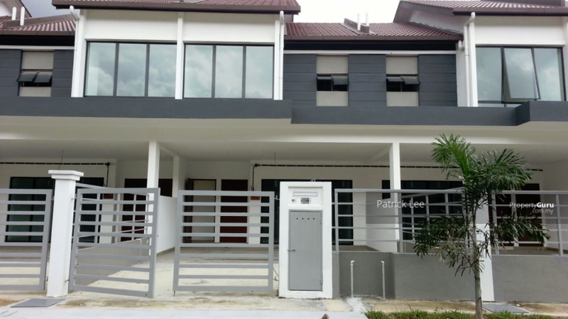2 Sty 22x70 with Price RM300k   Full Loan #166168397