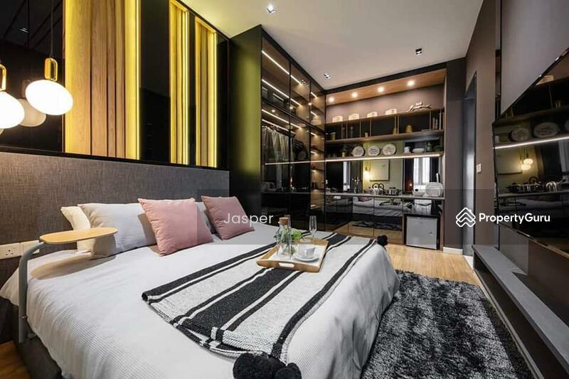 [ WALK TO MRT ] Premium Design Duplex 80% Furnished & Zero DownPayment #164024671