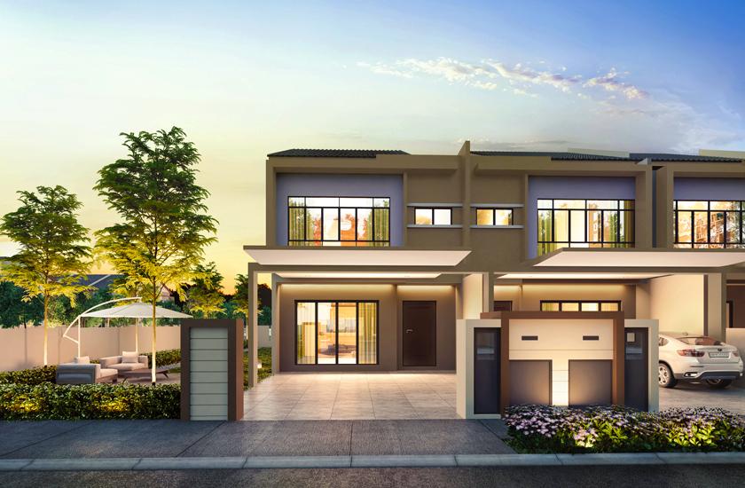 For Sale - [New Launch] Freehold 20x75 Single Storey Terrace Negeri Sembilan
