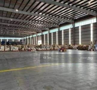For Sale - West Port, Pelabuhan Klang, Pulau Indah Industrial Park