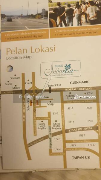 Indahria Apartment (Shah Alam) #164089499