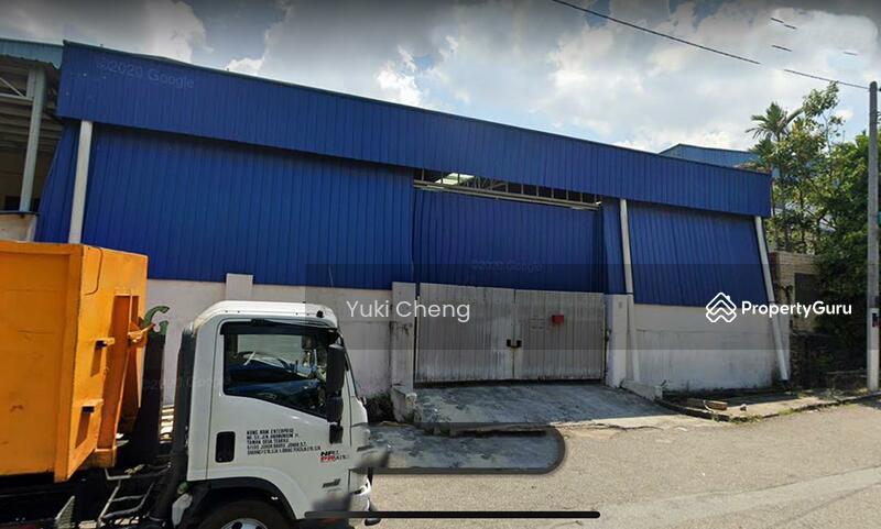 Desa Cemerlang Semi-D Factory 9000 sqft #164093325