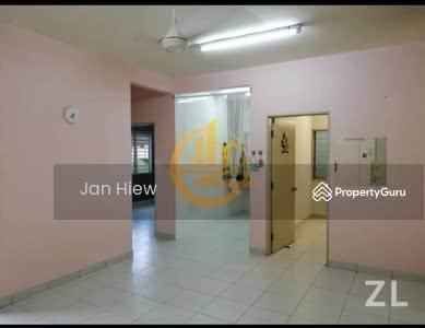 Disewa - Good Condition! G Floor Akasia Apartment [Bandar Botanic Klang]For Rent