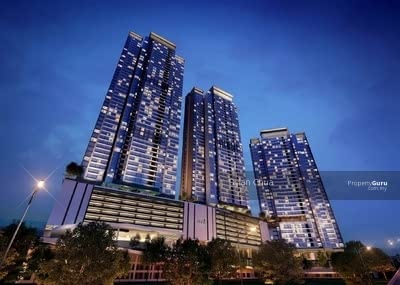 Dijual - LUXURY Studio Monthly RM800 WITH 70 FACILITIES SELLING AT KLCC ONLY RM2xxK