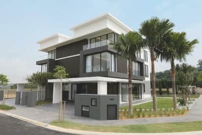 For Sale - [ HOC PROMOTION ! ! ! ] Monthly ONLY RM1800 Freehold 28X75 Landed Double Storey House Near Shah Alam