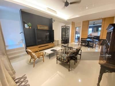 For Sale - Double Storey Renovated Ampang Saujana Move In Condition