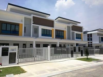 For Sale - Freehold Individual Title Double Storey Freehold 20x65