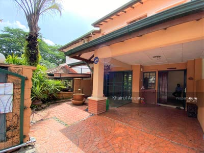For Sale - Freehold 2 Storey Link House Bukit Jelutong