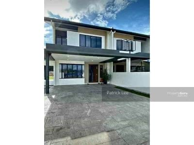 For Sale - [Sold Out 95%+Full Loan]Double Storey 24x75 Superlink Freehold Senawang