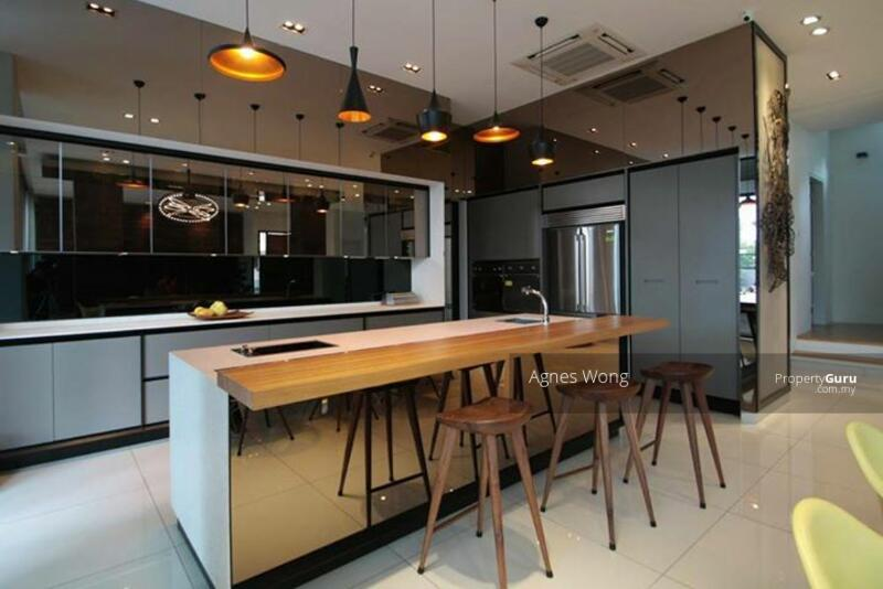 MCO Rebate 18% Luxury SuperLink House 22X75 RM458K Gated Guarded Nearby Bukit Jalil, Puchong #164243001