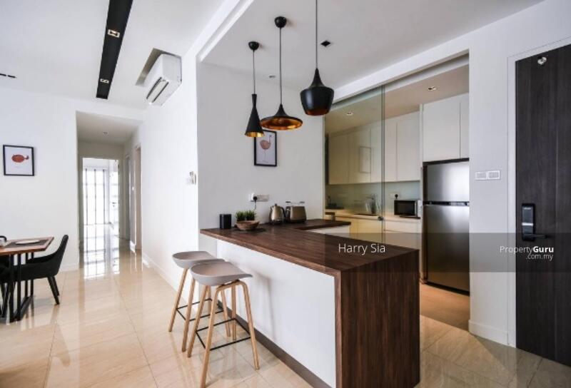 [Monthly From RM1200] Big Size With Fully Furnished 3R2B Condo #164271629