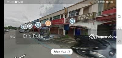 Dijual - Nusa Jaya Mas