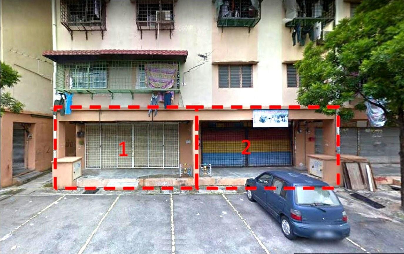 For Sale - Shoplot Kota Impian Taman Kota Perdana