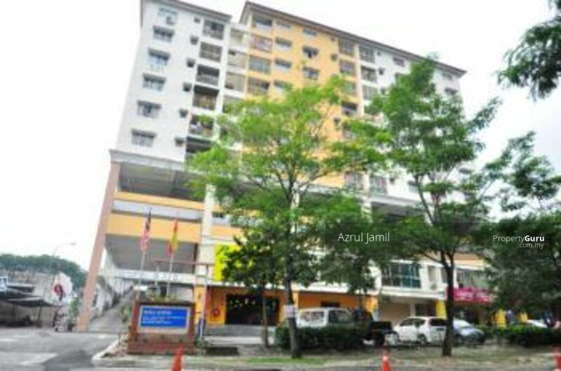 Pangsapuri Suria Avenue (Shah Alam) #164294563