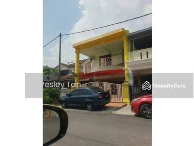 For Rent - Double Storey Terrace @ Dataran Segar For Rent