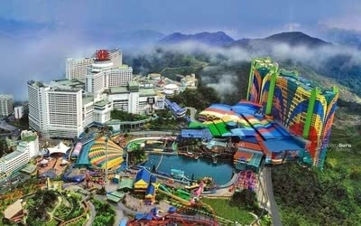 For Sale - 3xxK New Freehold Invest Condo! !! Fully Furnish KL And Genting View.