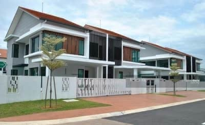 For Sale - Hilltop Fengshui House [Facing North/South] Freehold Double Storey 22x75