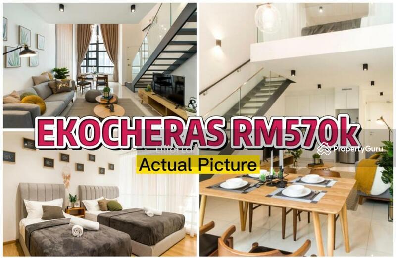 EkoCheras Service Apartment #170285535