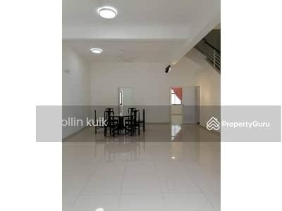For Rent - Taman sutera utama Double Storey Terrace House