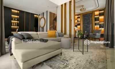 For Sale - LUXURY 1000SF 3 BEDROOMS【Within 10 Mins To PWTC KLCC PAVILION MRT】 Jalan Kuching II Bukit Tunku
