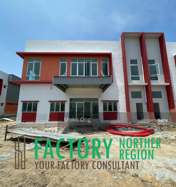 1.1/2-storey Semi-Detached Corporate Factory #164533845